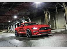 Wallpaper Ford Mustang GT, Performance Pack Level 2, HD
