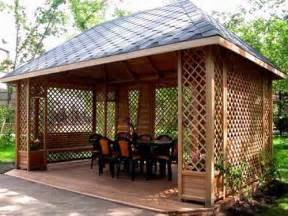 free standing kitchen islands with seating for 4 22 beautiful metal gazebo and wooden gazebo designs