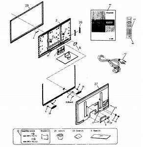 Panasonic Plasma Television Parts
