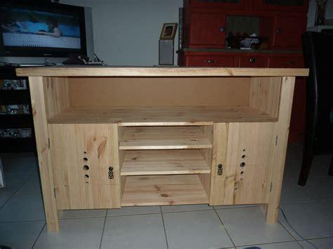 meuble de cuisine a faire soi meme faire un meuble tv en palette fabulous tourdissant
