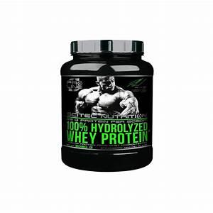 100  Hydrolyzed Whey Protein