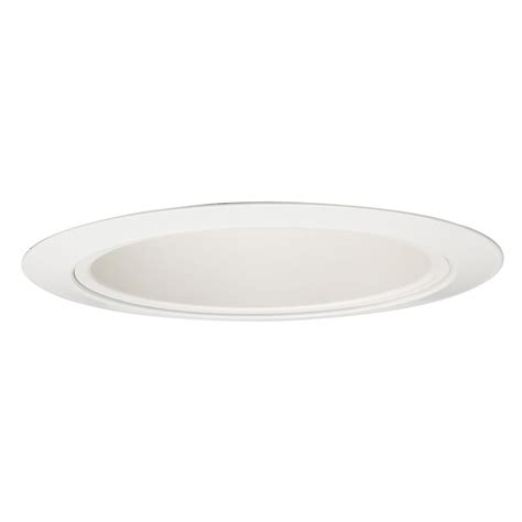 5 inch recessed light enclosed cone for 5 inch recessed housing 216 wwh