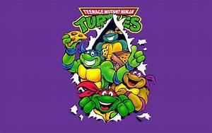 Teenage Mutant Ninja Turtles Invitations Wallpaper