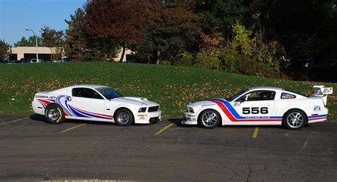 Cobra Jet Returns To Drag Racing; Latest Mustang In Fr500