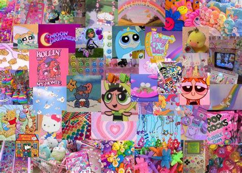 custom aesthetic collage wallpaper custom aesthetic