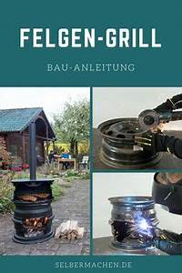 Ofen Aus Felgen : grill selber bauen aus alten stahlfelgen pommes m n grill selber bauen grillen grill ~ Watch28wear.com Haus und Dekorationen