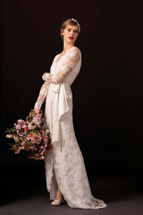temperley bridal spring  wedding dresses weddingbells