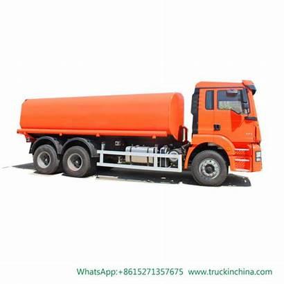 Water Shacman Bowser Truck Wheels Tanker 20cbm