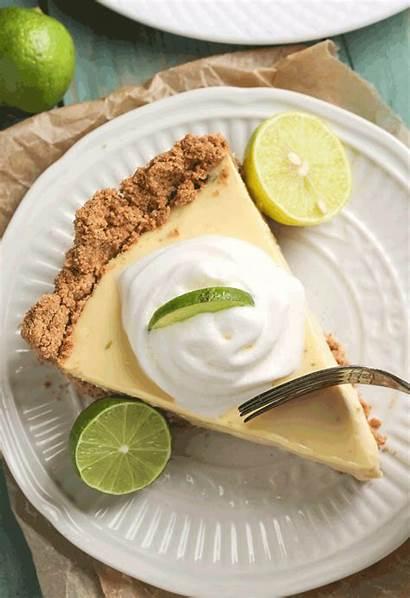 Lime Key Healthy Pie Low Calorie Fat