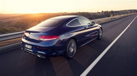 2016 Mercedes-benz C-class Coupe On Sale In Australia