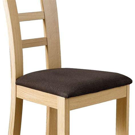 chaise en chene chaise contemporaine en chêne massif 4 pieds tables