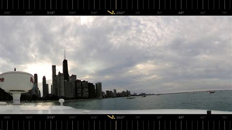 Boating License Chicago by Lake Michigan The Chicago River Boating In 360