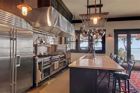 industrial home kitchen design hummingbird cake 4663