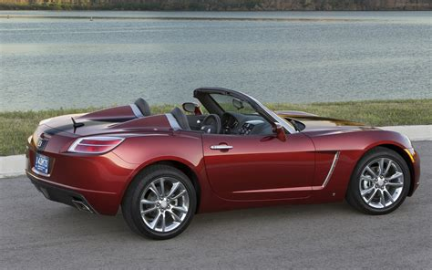 2009 Saturn Sky Red Line Widescreen Exotic Car Image #10
