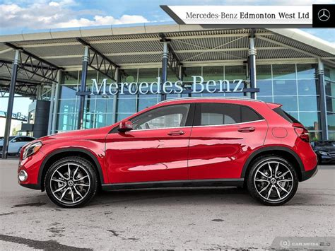 Advanced safety features, luxury interior design, and more awaits you within this premium suv. New 2020 Mercedes Benz GLA 250 4MATIC SUV in Edmonton, Alberta