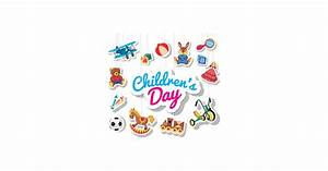 Childrens Day Toys – Free Vector and PNG   The Graphic Cave