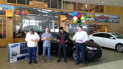 Big Two Toyota Scion Of Chandler by 2015 Bold Toyota Camry Giveway