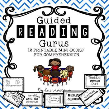 66 Best Images About Guided Reading On Pinterest  Studentcentered Resources, Comprehension And