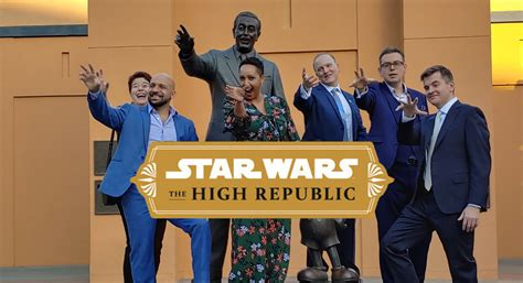 Star Wars: The High Republic: Live Stream Launch Event ...
