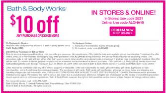 Bath And Body Works Holiday Hours Gallery