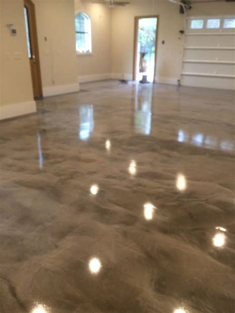 garage floor paint on countertop threestep countertop metallic epoxy kit direct colors inc epoxy white color have in
