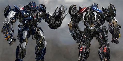 Barricade's Much Improved Robot Mode Revealed