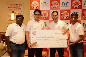 Burger King India Partners With Room To Read India | CSR ...