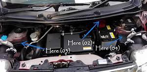 Maruti Suzuki Wagon R Wiring Diagram