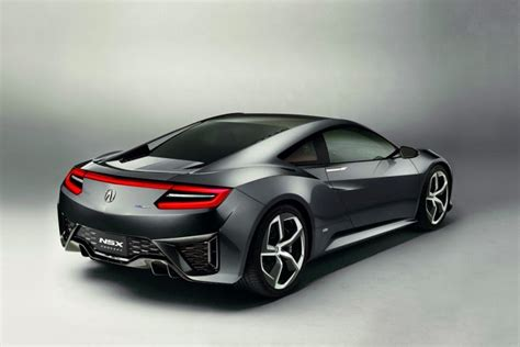 2015 acura nsx car price and specs techgangs