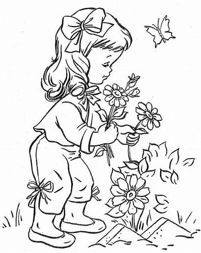 Coloring Pages Flower Adult Printable Sheets Colouring