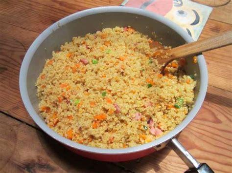 comment cuisiner le quinoa recettes la quinoa dans tous ses états recette de quinoa aux légumes