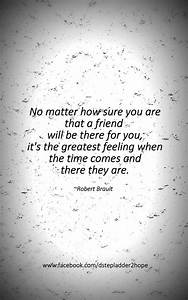 Thank You For Being There Quotes. QuotesGram