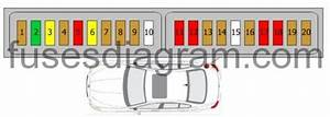 Fuse Box Diagram Bmw 5 F10