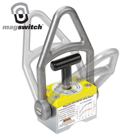 magswitch   lifting magnet mag