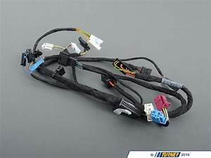 61129131728 - Genuine Bmw Seat Wiring Harness
