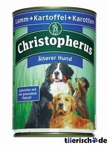 Hundefutter Auf Rechnung Bestellen : christopherus hundefutter lterer hund dosen von allco g nstig bestellen bei ~ Themetempest.com Abrechnung