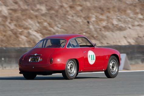 Alfa Romeo SZ - 2012 Monterey Motorsports Reunion