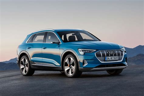 2019 Audi Etron Electric Suv Revealed, Begins 12car Ev