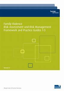Pdf  1 Family Violence Risk Assessment Risk Management