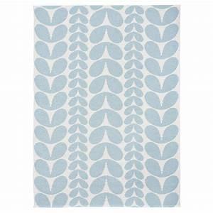 Tapis Scandinave Bleu : tapis scandinave bleu le monde de l a ~ Teatrodelosmanantiales.com Idées de Décoration