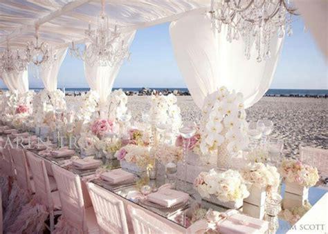 Beautiful Beach Wedding Reception Decoration Ideas