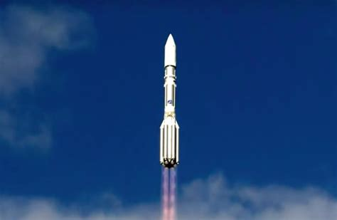 Russian Data Relay Satellite Launched By Proton Rocket