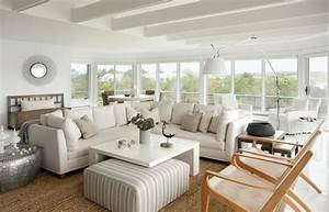 fresh and relaxing beach house design by marthas vineyard With beach house interior designs pictures