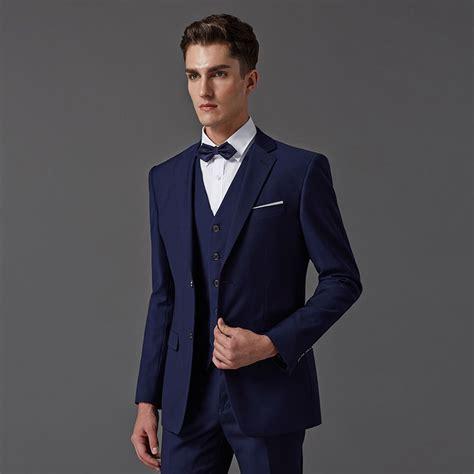 light navy blue suit aliexpress com buy custom made dark blue men suit