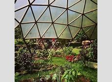 Build a geodesic greenhouse! DIY projects for everyone!