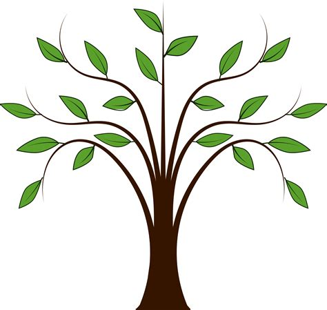 trees family tree clipart free clipart images clipartix