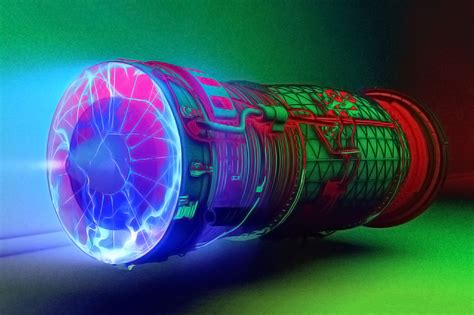 Uncovering China's New Electric Plasma Jet Engine