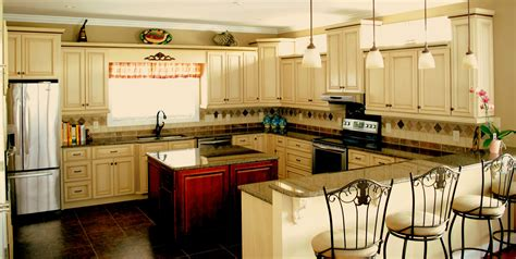 Best White Kitchen Cabinets With Granite Countertops