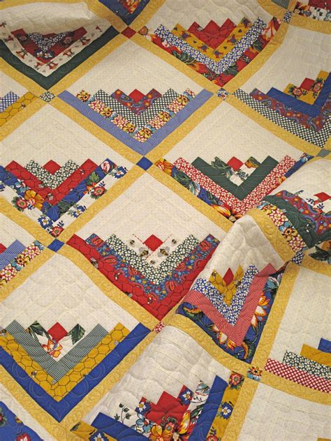 patchwork cabin pin by quilting with judy martin on log cabin quilts log