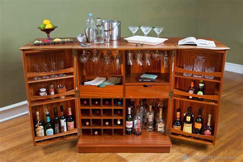 wooden bar cabinet designs bar cabinet